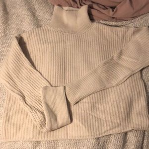 Don't Ask Why American Eagle turtleneck sweater
